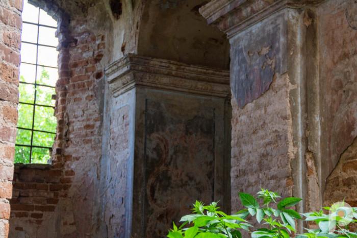Фрагменти фресок