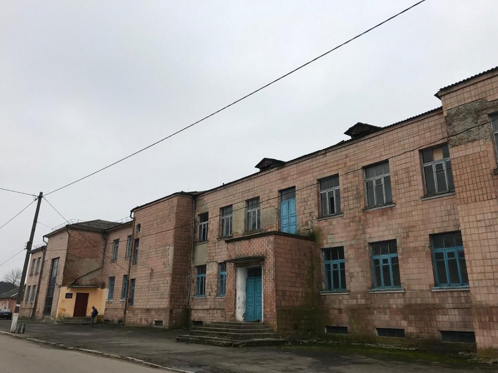 Локачинська філія Оваднівського ПТУ