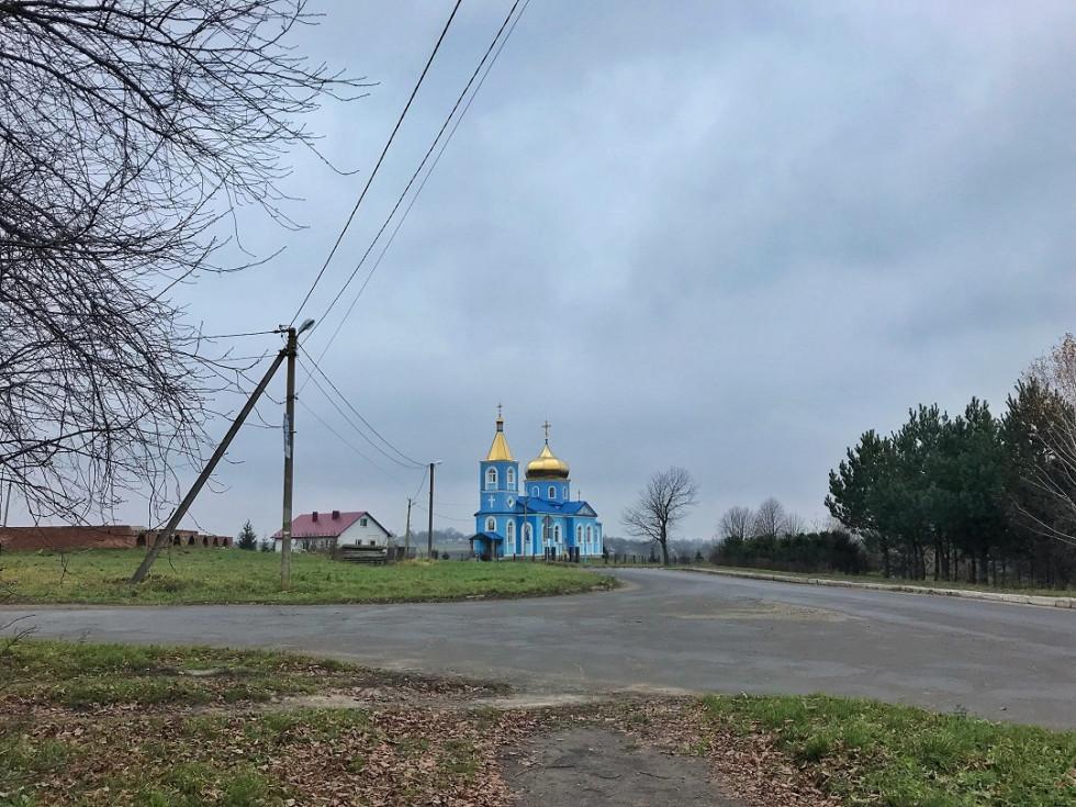 Дорога до Крухинич