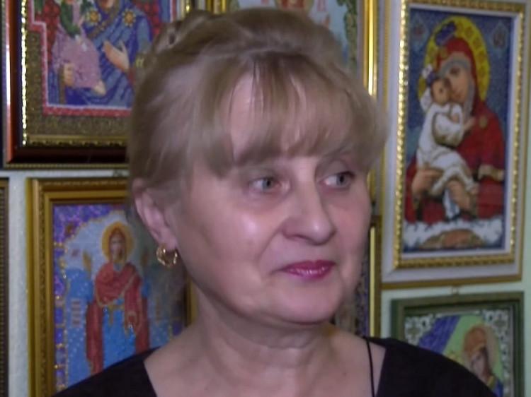 Майстриня Світлана Дячук