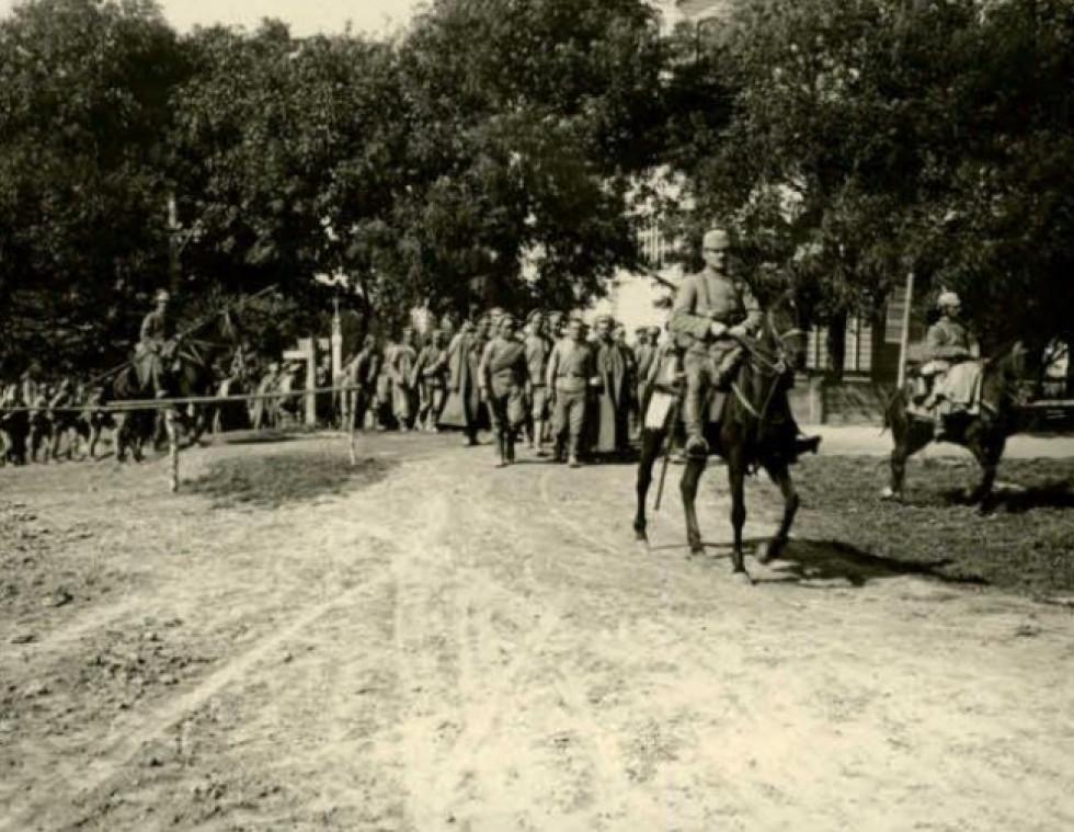 Село Павловичі, 1914-1918 рр.