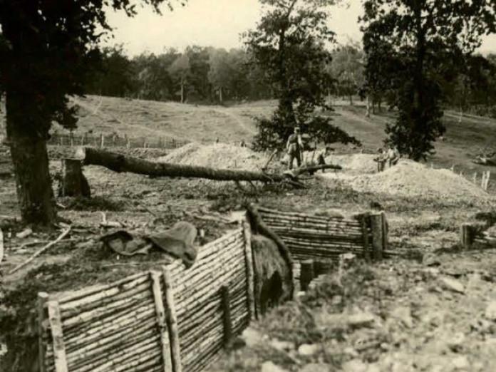 Село Шельвів, 1914-1918 рр.