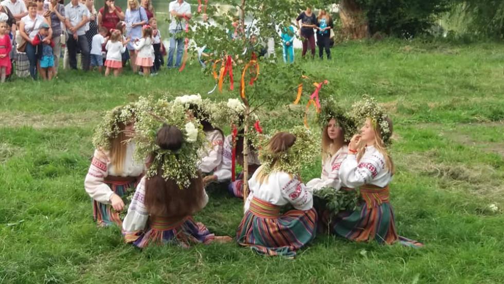 У Локачах відсвяткували Івана Купала.