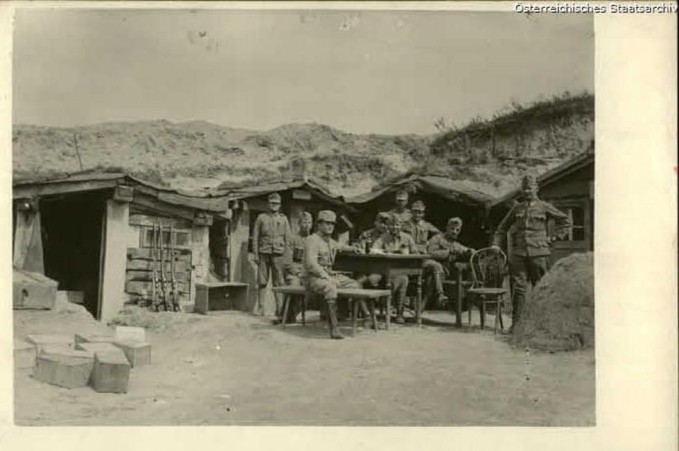Шельвів1914-1918 років