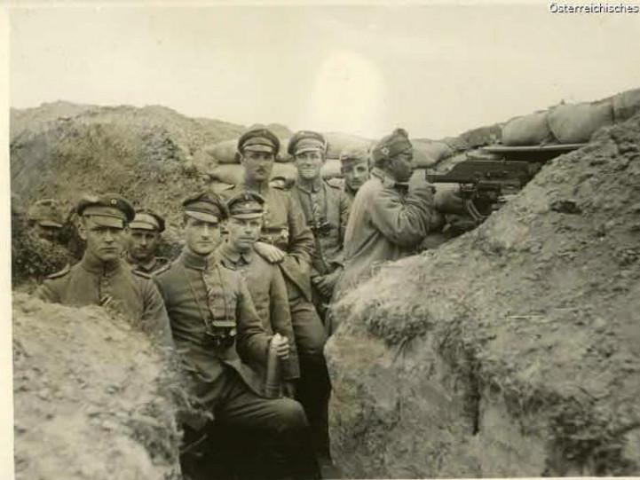 Шельвів 1914-1918 років