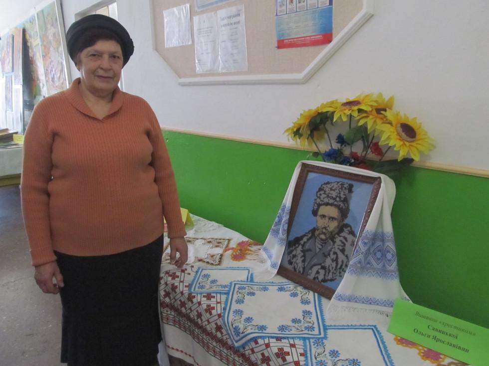 Ольга Савицька