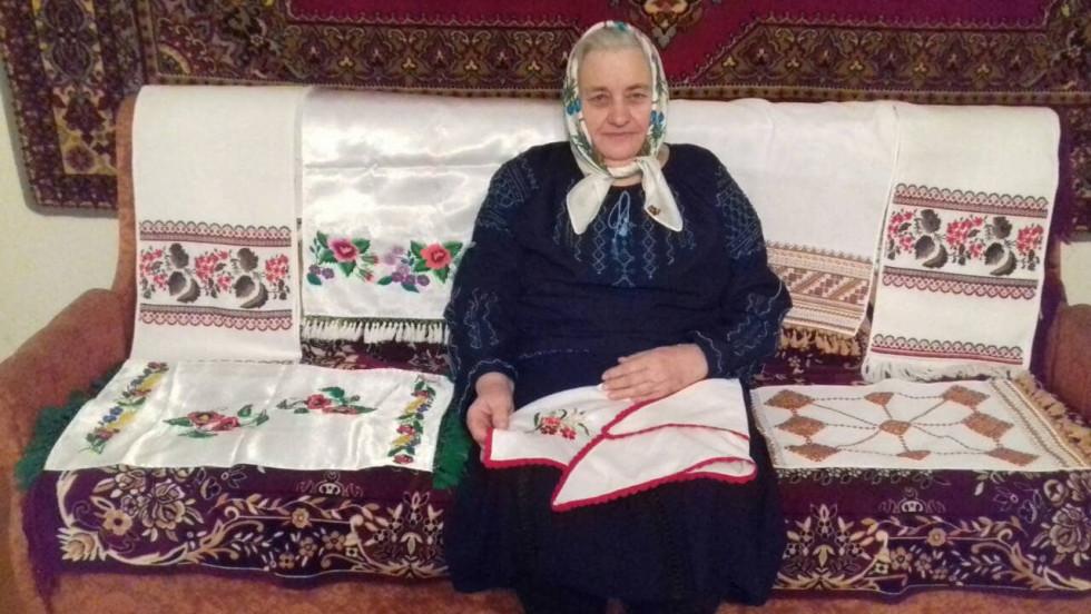 Олександра Маначинська