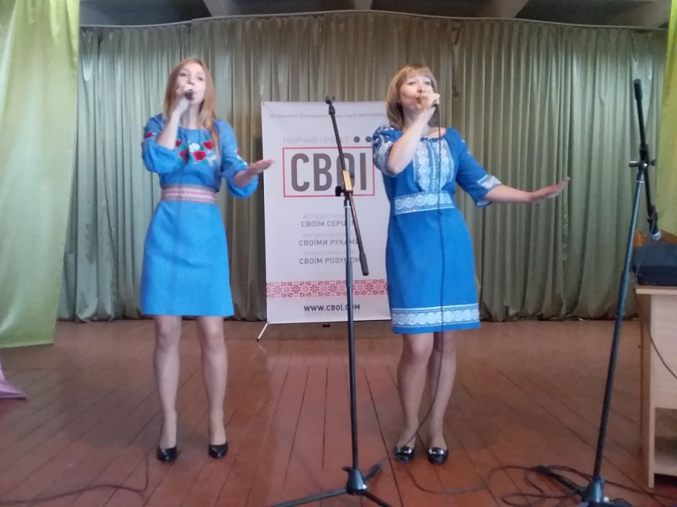 Катерина Марчук та Оксана Іванчук