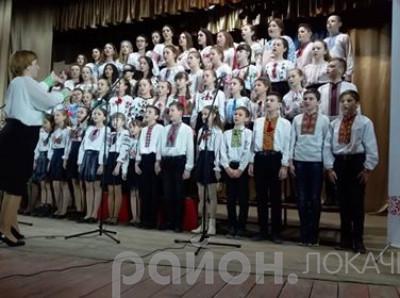 Старша група народного художнього колективу