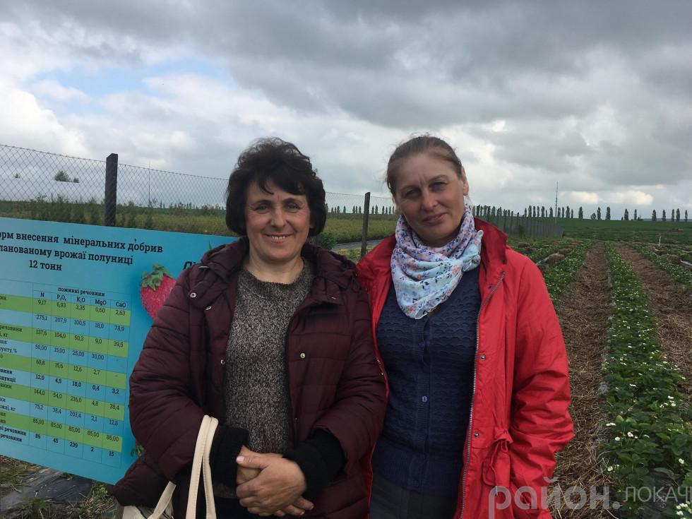 Тетяна та Галина з Рівненщини
