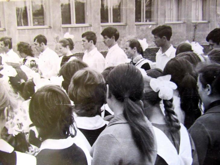Анонс зустрічі випускників