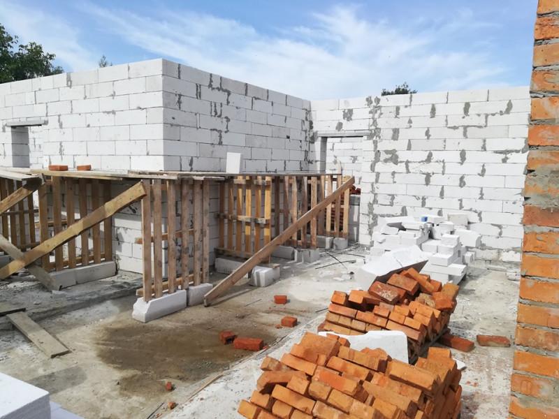 Будівництво амбулаторії