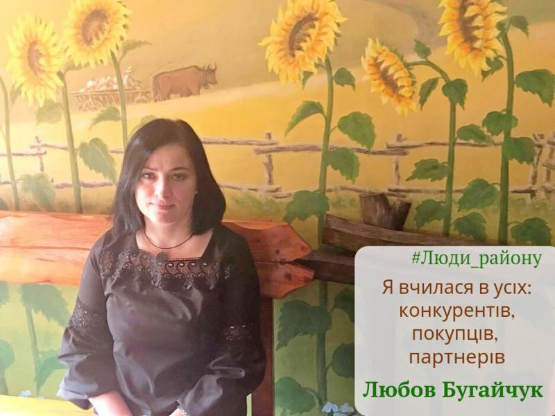 Любов Бугайчук