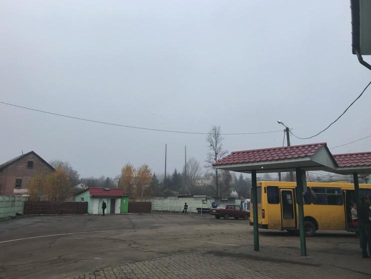 Автостанція Локачі