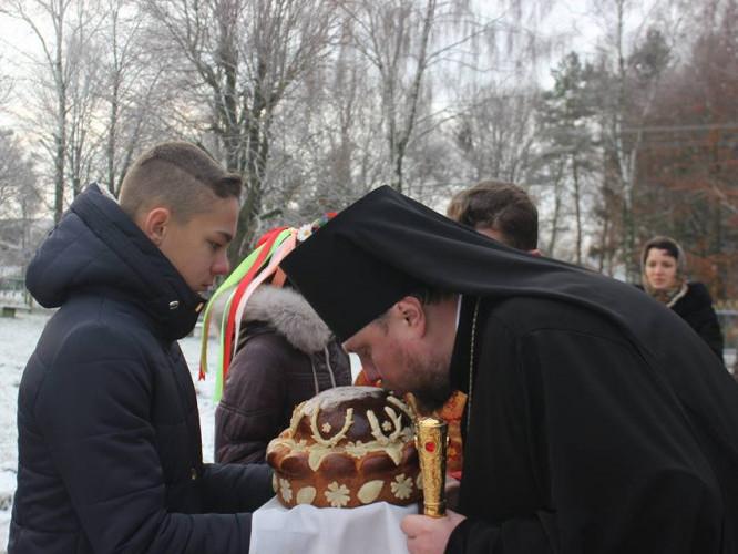 Єпископ Матфей у Павловичах