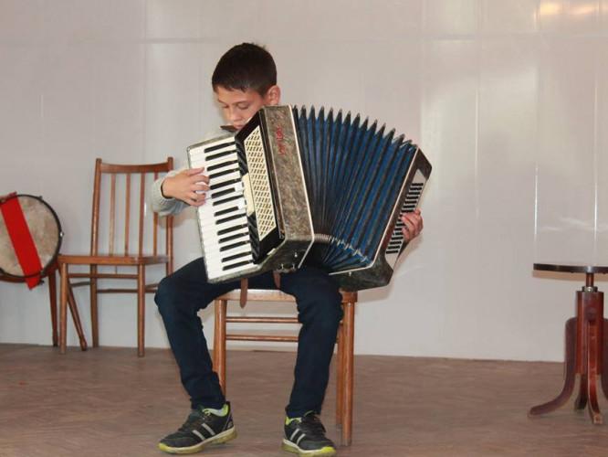 На заході музичної школи