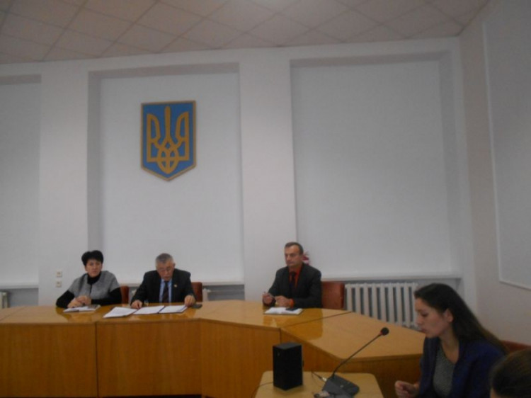 Засідання колегії у райдержадміністрації
