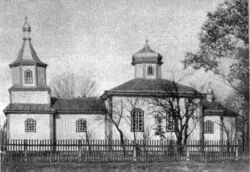 Лукинська церква 1788 року. Сірнички
