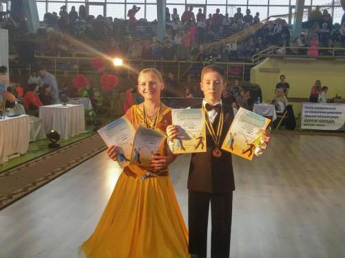 Рома Поляков та Настя Киричук
