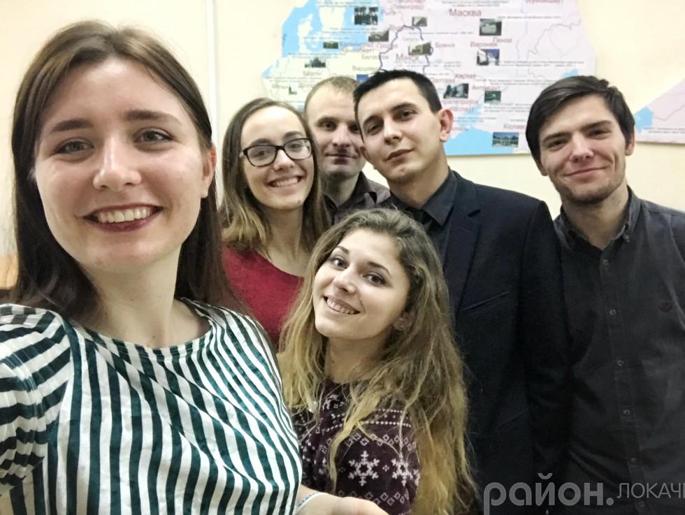 Українські команди на міжнародному турнірі
