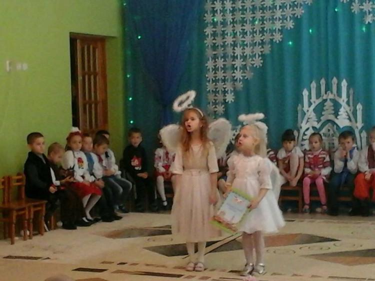 На святі у Локачинському дошкількому навчальному закладі