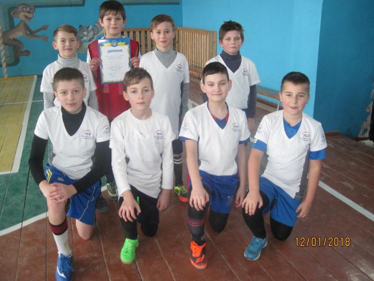 Команда футболістів