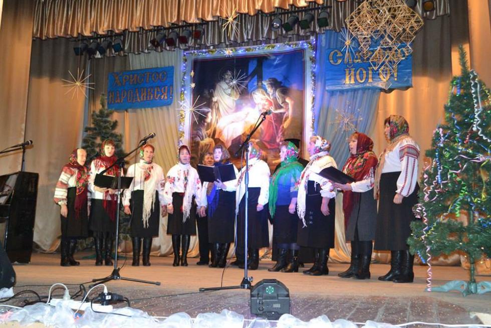 Хор села Павловичі