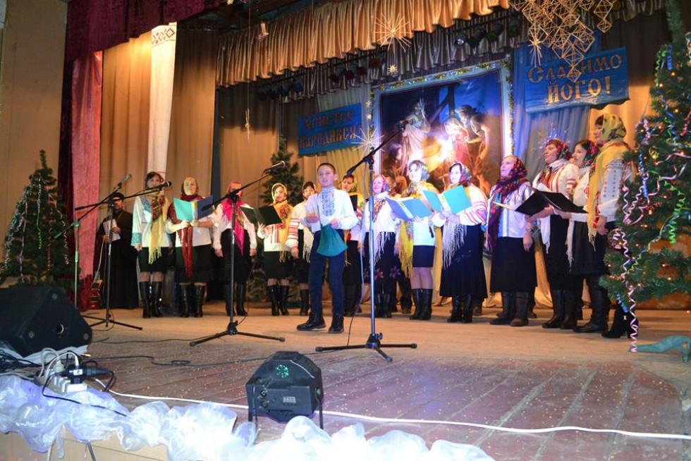Хор села Привітне