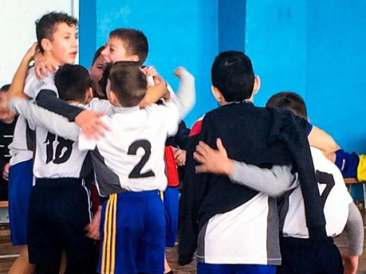 Команда Локачинської школи