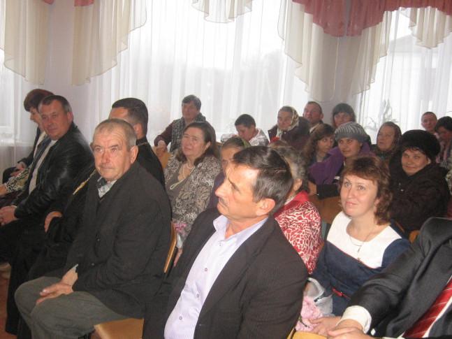 Учасники освітнього проекту «Зимова агрошкола»