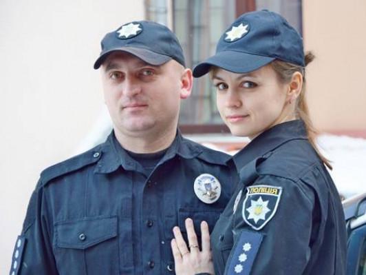 Оксана та Сергій