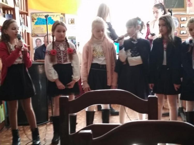 День пам`яті Героїв Небесної Сотні у Затурцях