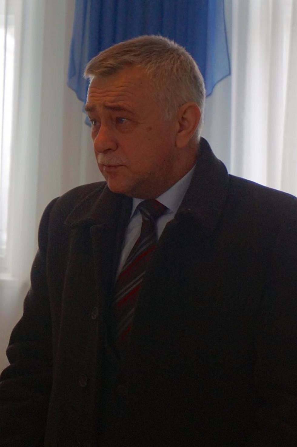 Голова районної ради Борис Ковальчук