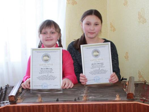 Настя Шостак та Дарина Лисенко