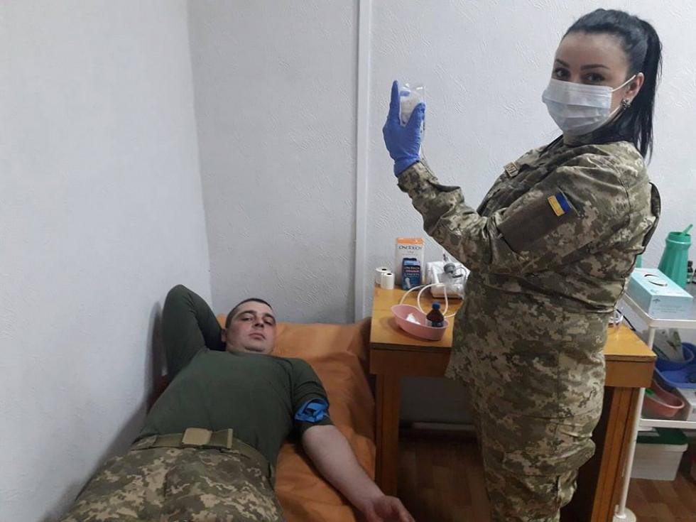 Анестезіолог Ганна Тлучкевич