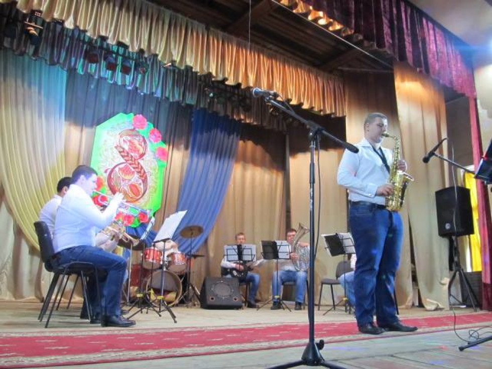 Концерт у Локачинському РБК