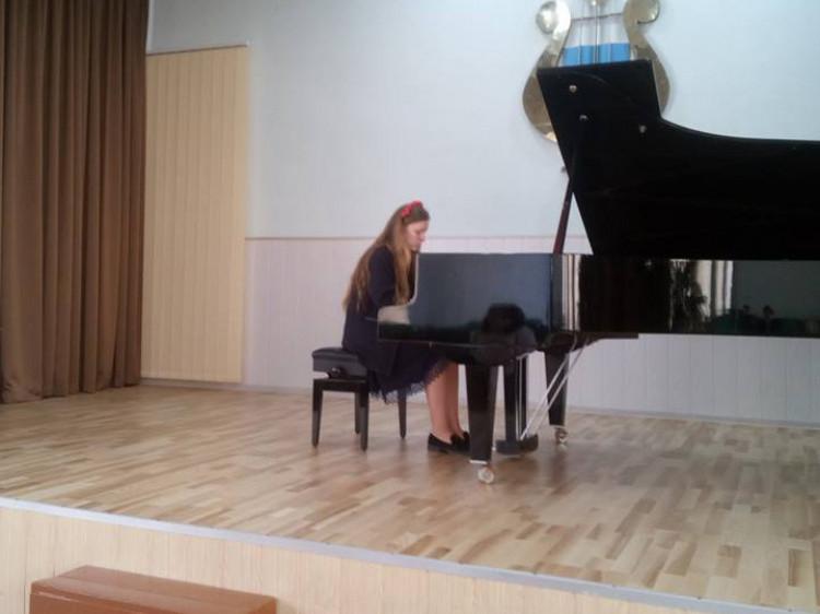 Конкурс фортепіанного мистецтва «Золота нотка».