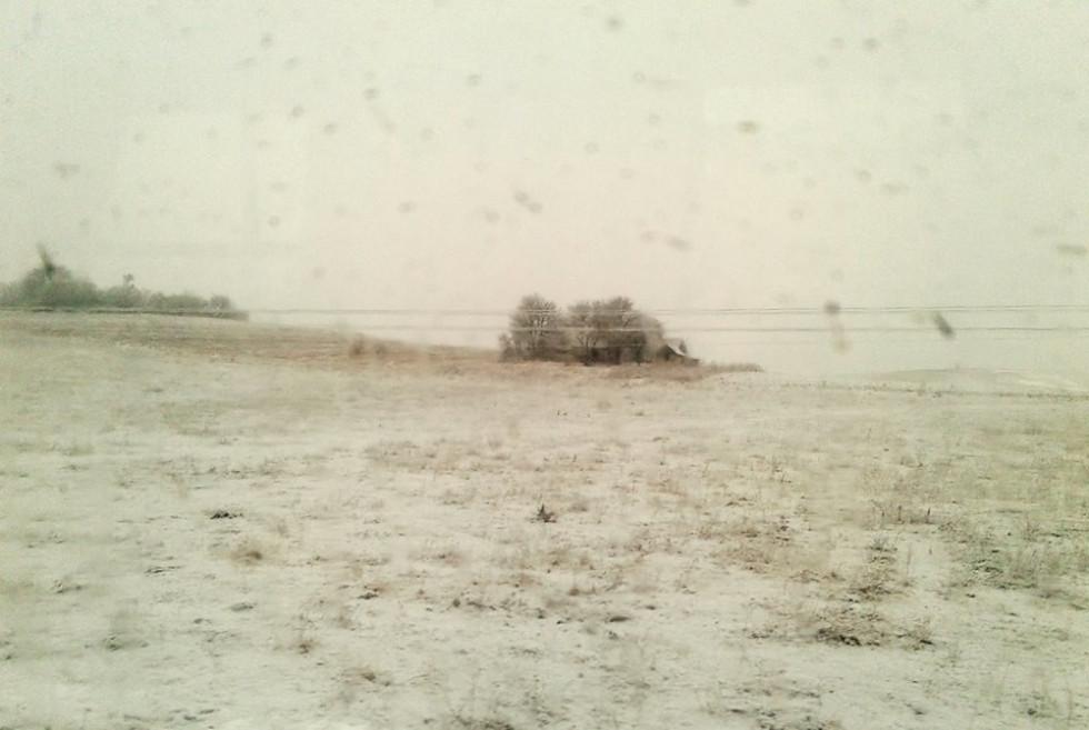 Закинуті хутори на «Плискаві». Так називають цю місцевість між Міжгір'ям і Марковичами.