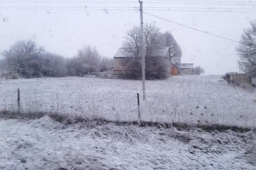 Вулицями села Марковичі.
