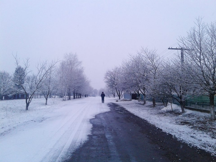 «Грудневий» Локачинський район у березні