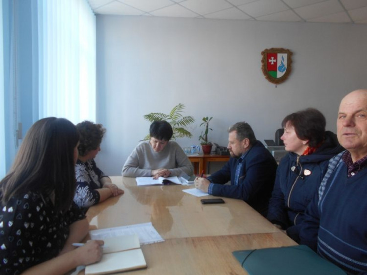 Комісія у Локачинській РДА