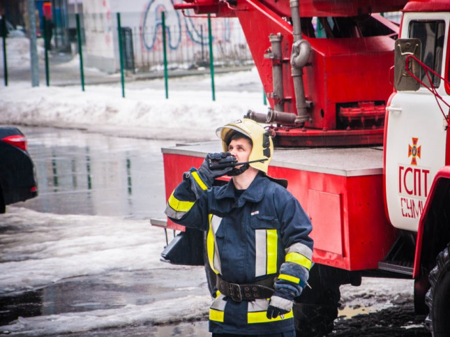 Рятувальники перевірили пожежну безпеку у школі