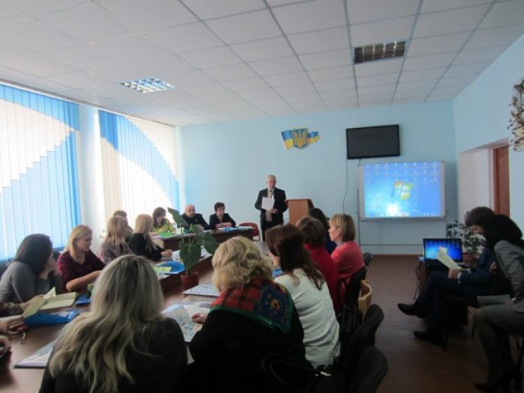 Семінар вчителів з англійської мови
