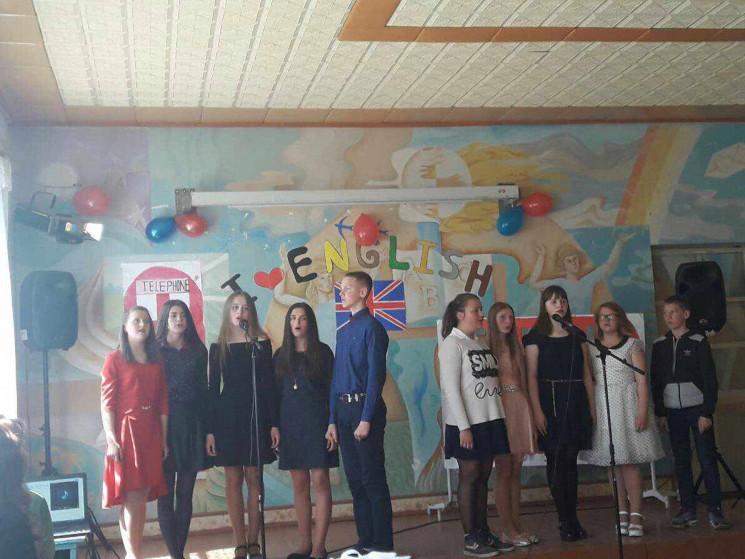 Павловичі: у школі провели «Music Festival»