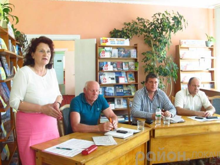 Круглий стіл зібрала журналістка Галина Федоренко