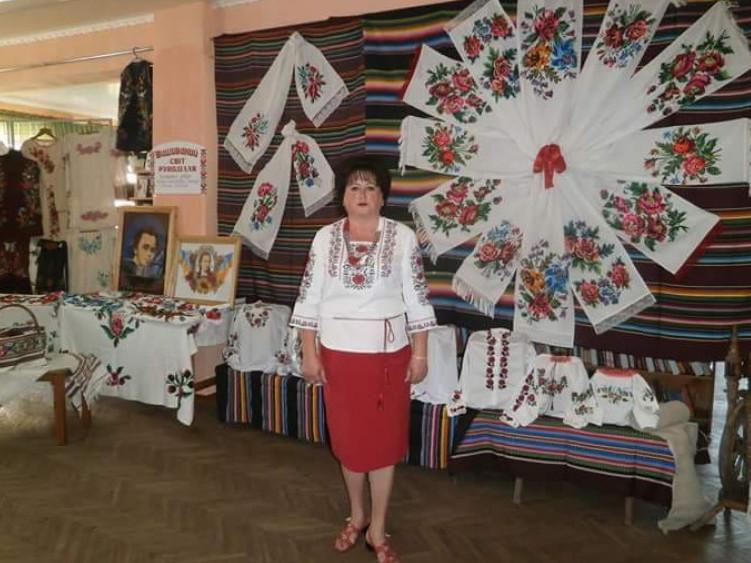 Людмила Мариняк