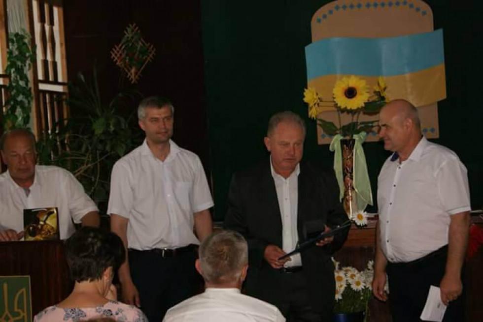 Нагороду отримав В. А. Магновський