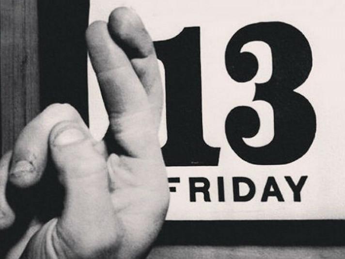 П'ятниця 13-те