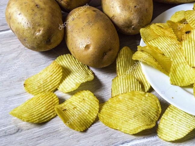 Картопля для чіпсів