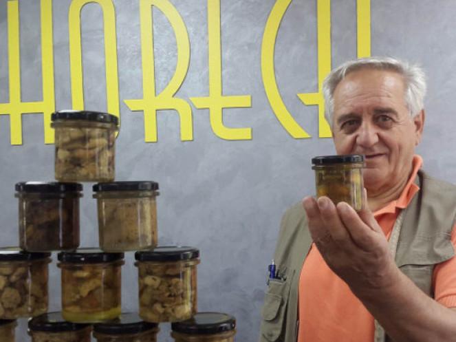 Луцькі бізнесмени назвали свою торгову марку на честь італійця Заноллі, який навчив їх готувати гриби